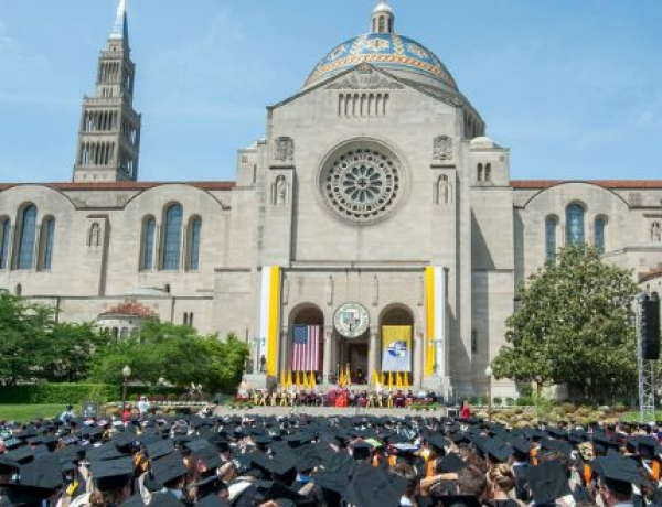 The Basilica and CUA: A Seamless Relationship
