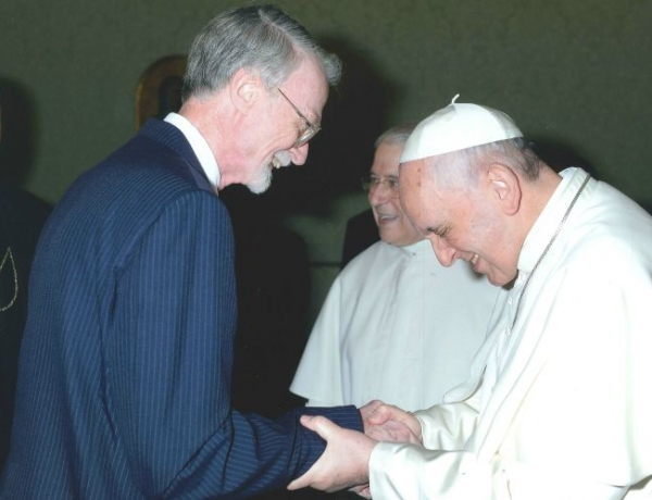 Encountering Pope Francis: Nelson Minnich