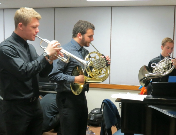 University Musicians: 'Our Goal is to Glorify God'