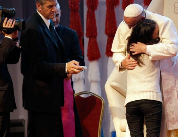 Greta Haussmann: Pope Francis Urges Youth to Live with Purpose and Seek Happiness in Christ