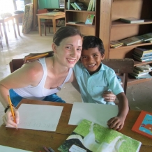 CUA mission trip volunteers building bridges in Costa Rica and Belize through dance and education.